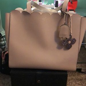 Kate Spade purse/tote w/ matching wallet